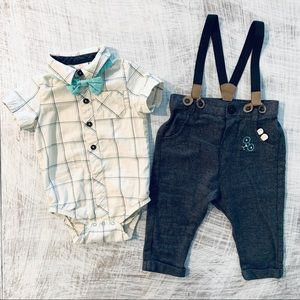 Cute baby boy's outfit